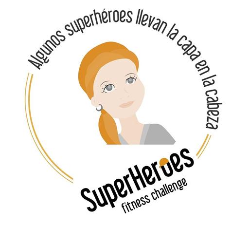 SUPERHEROES FITNESS CHALLENGE