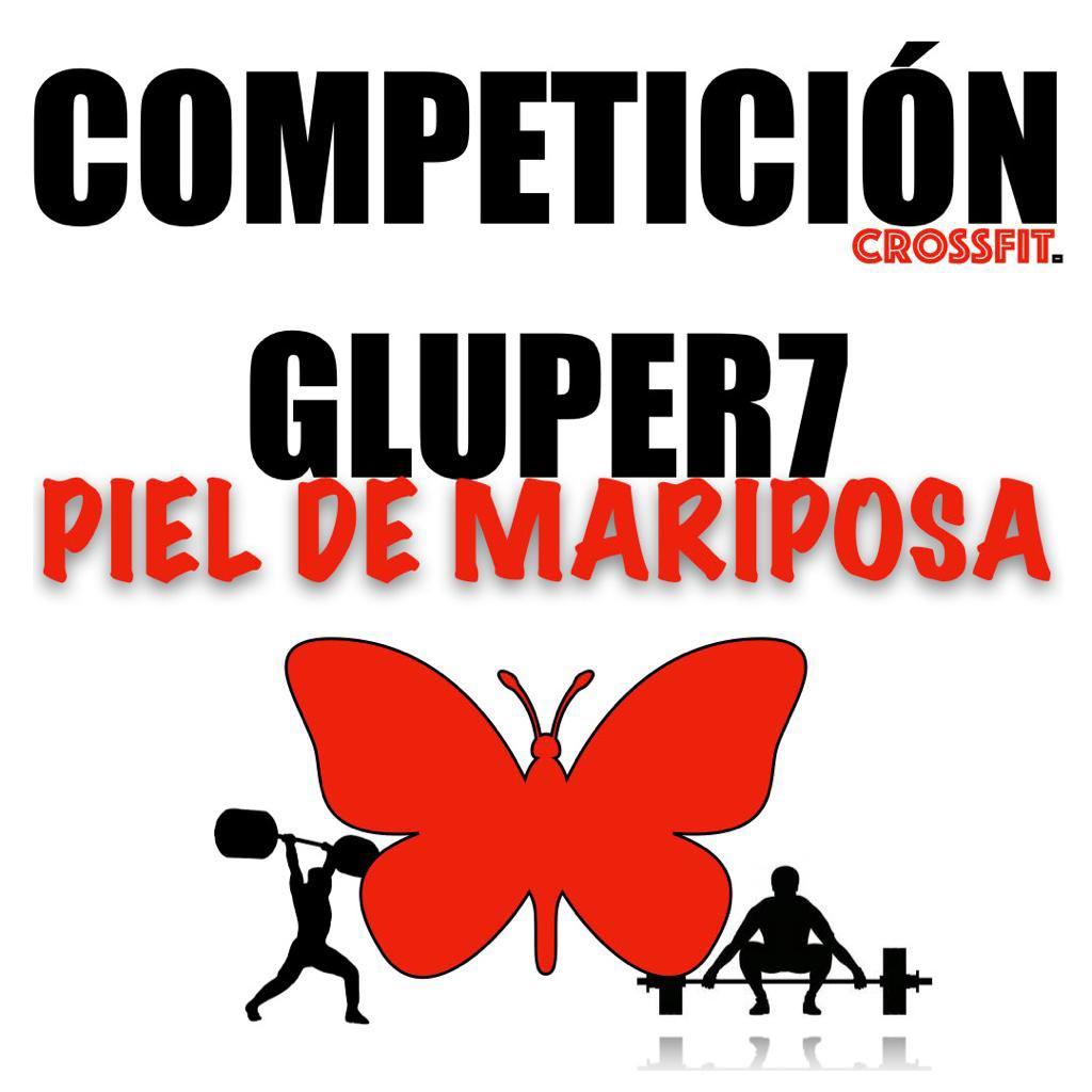 GLUPER7 PIEL DE MARIPOSA